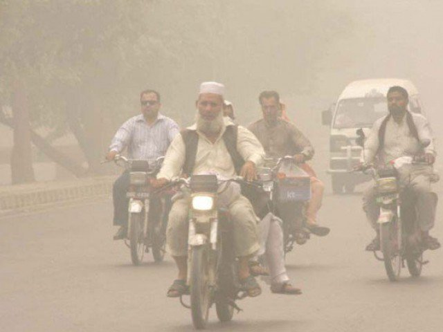 suparco to lead inquiry into smog pollution
