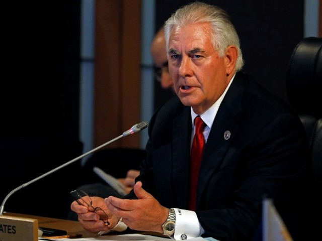 myanmar sanctions won t solve rohingya crisis at this time tillerson