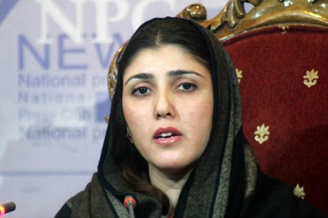ayesha gulalai claims imran khan behind tehreek e labbaik s faizabad sit in