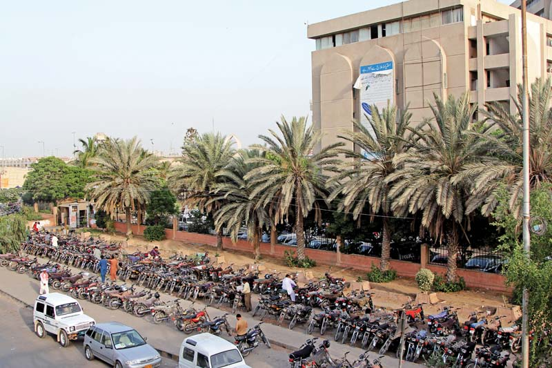 shc extends stay on parking fee collection