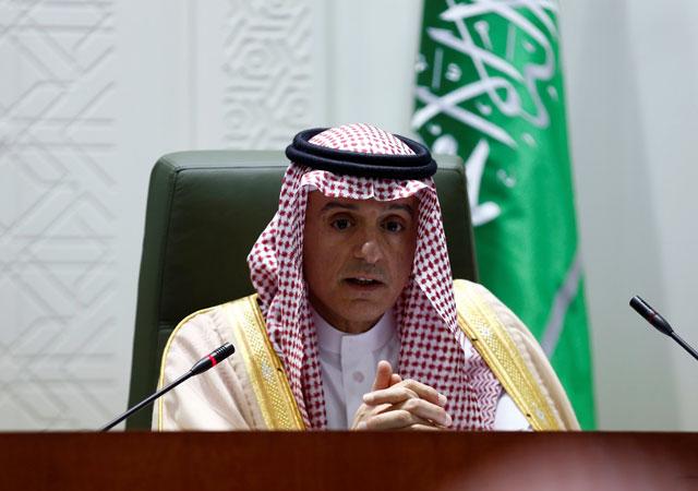 saudi fm says lebanon s hariri in saudi arabia by his own will