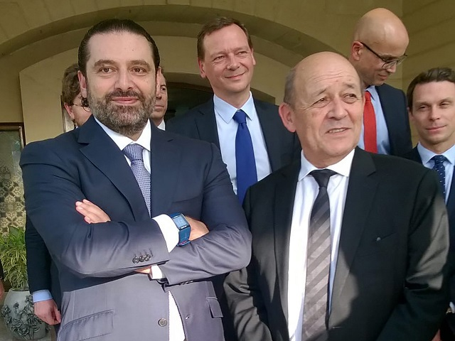 france lebanon and the hariri family have close ties