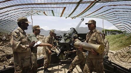 File photo of Pakistan Army. PHOTO: FILE