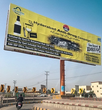 municipalities asked to remove billboards