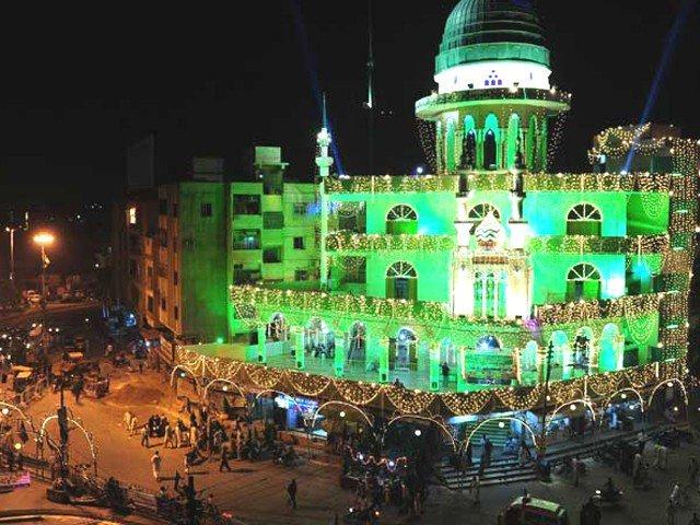eid miladun nabi on december 1 mufti muneeb