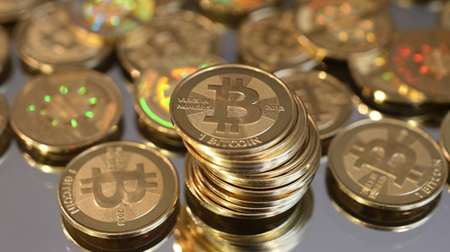One of the petitions claims Bitcoin as the second legal tender in Luxembourg. PHOTO: AFP