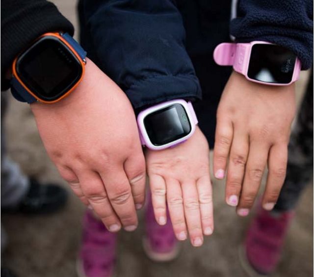germany bans smartwatches for children
