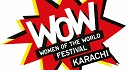 second wow karachi festival to be held on december 2
