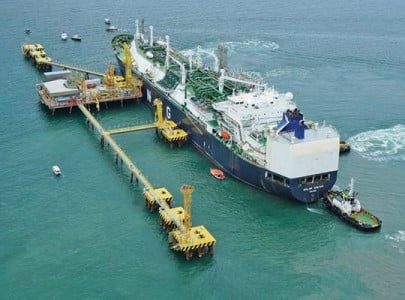 towards private sector based lng market
