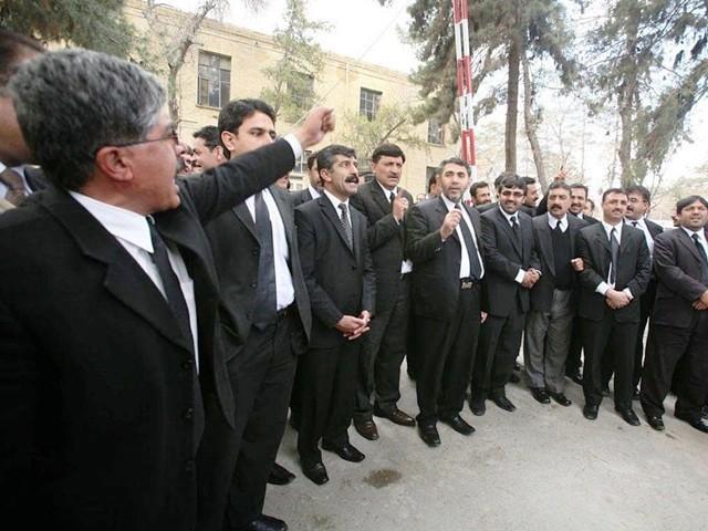 lawyers demand resignation of zahid hamid