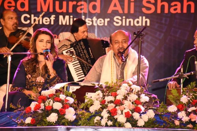 karachi music festival ends today