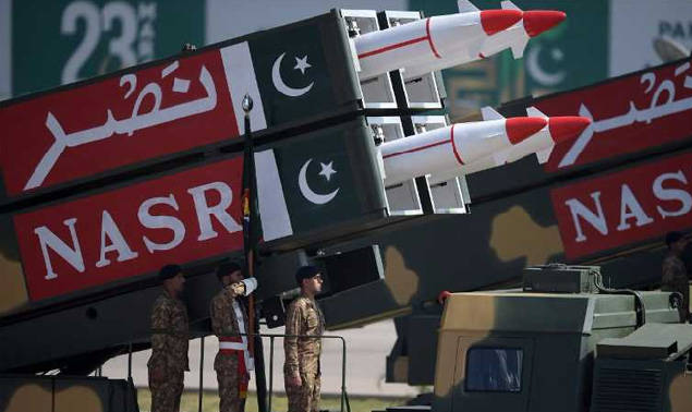 us think tank rules out possibility of indo pak nuclear war