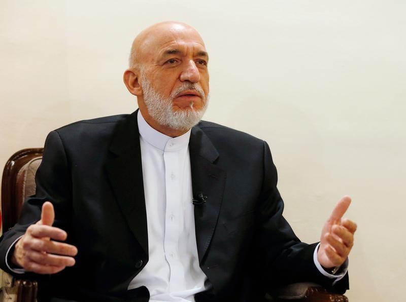 former afghan president hamid karzai photo reuters