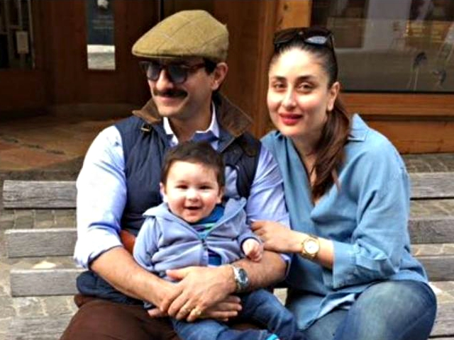 kareena kapoor confirms taimur s birthday will not be a grand affair