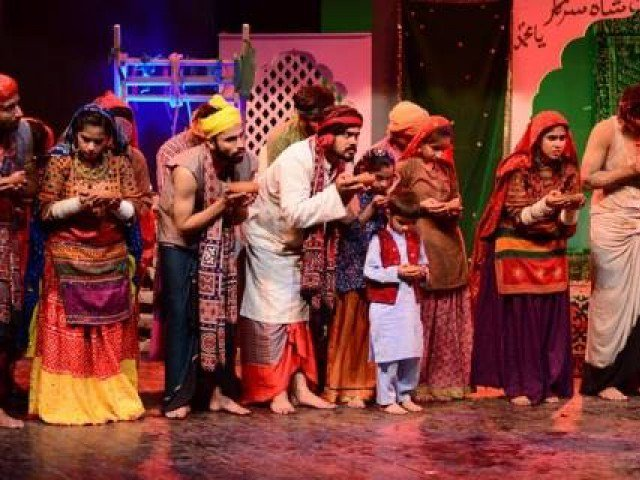 lahore s theatre industry suffers steep decline