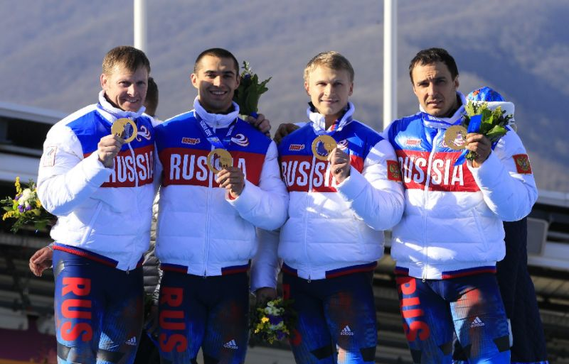 russians continue to be stripped of gold earned in sochi