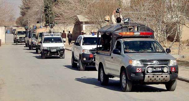 radd ul fasaad 11 bra militants held in balochistan raids