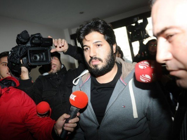 reza zarrab a turkish gold trader who has been charged in manhattan with conspiring to violate the united states sanctions on iran may have decided to plead guilty photo afp