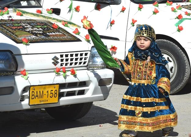 eid miladun nabi celebrated across pakistan