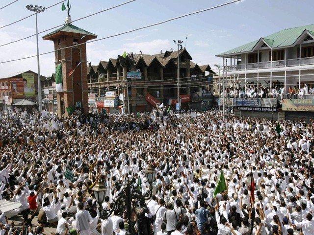 kashmiris attend an anti india protest in srinagar september 11 2010 photo reuters
