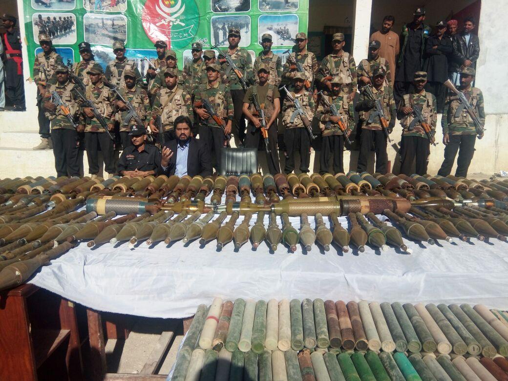 terror bid foiled in balochistan s kohlu district after targeted operation