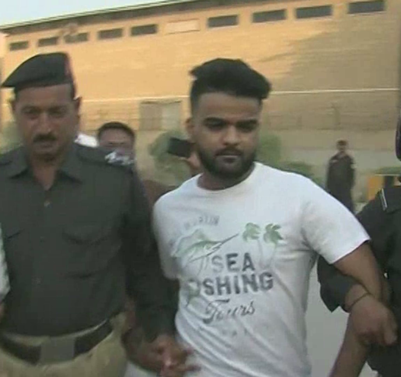 murder charges registered against prime suspect in dha hit and run case