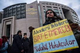 turkey opens terror trial of academics over peace petition
