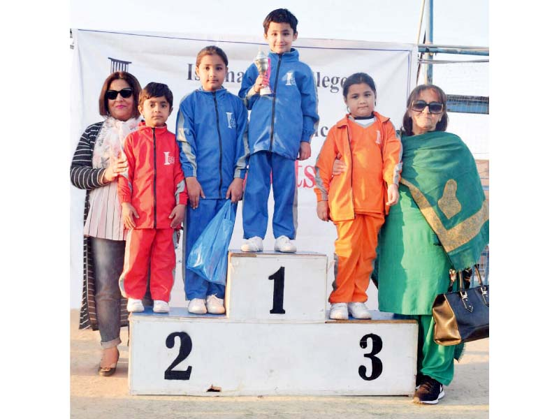 capital sports gala brings joy to school