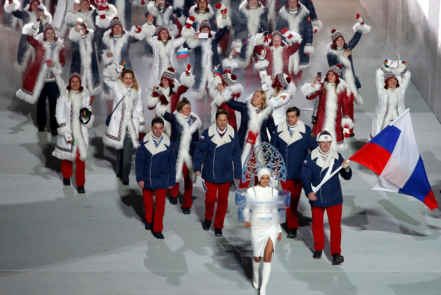 systematic doping ioc bans russia from 2018 winter olympics