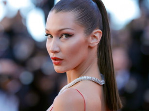Supermodel Bella Hadid. PHOTO: BELLA HADID/INSTAGRAM