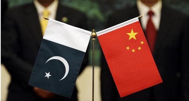 pakistan china flags photo reuters
