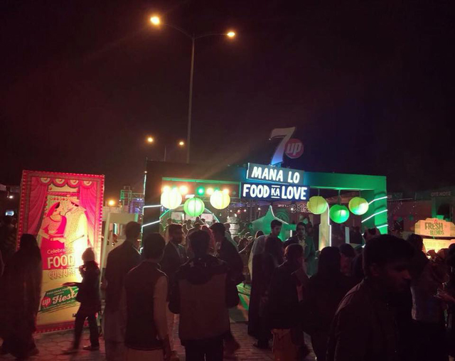 7up fiesta takes peshawar by storm