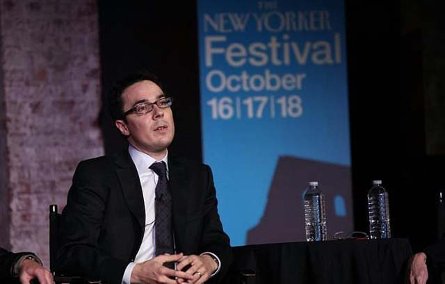 new yorker journalist sacked over improper sexual conduct
