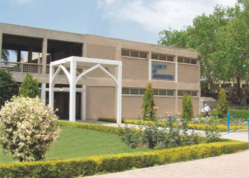university of agriculture photo file