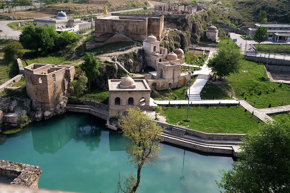 sc orders punjab govt bestway cement factory to fill up katas raj temple pond within 7 days