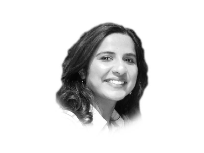 The writer is an academic.  She tweets @ShehnilaZardari