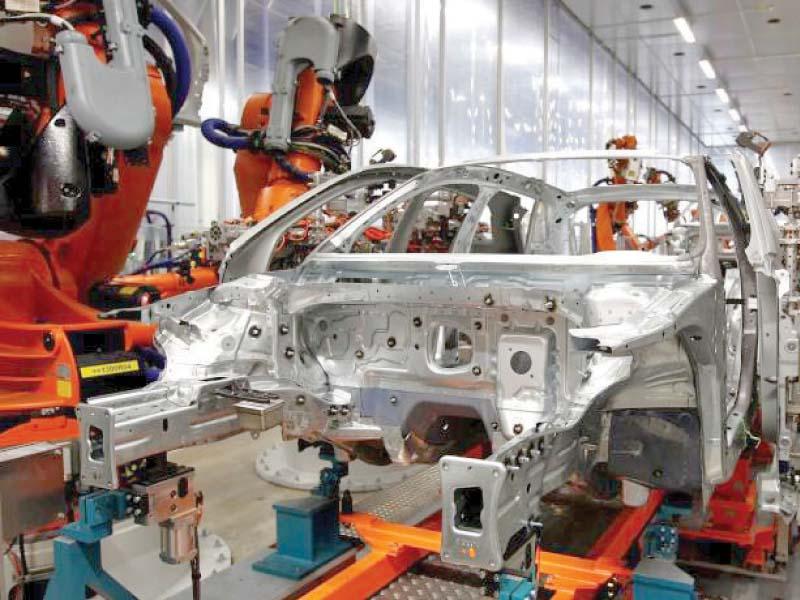 loads establishing alloy wheels manufacturing plant