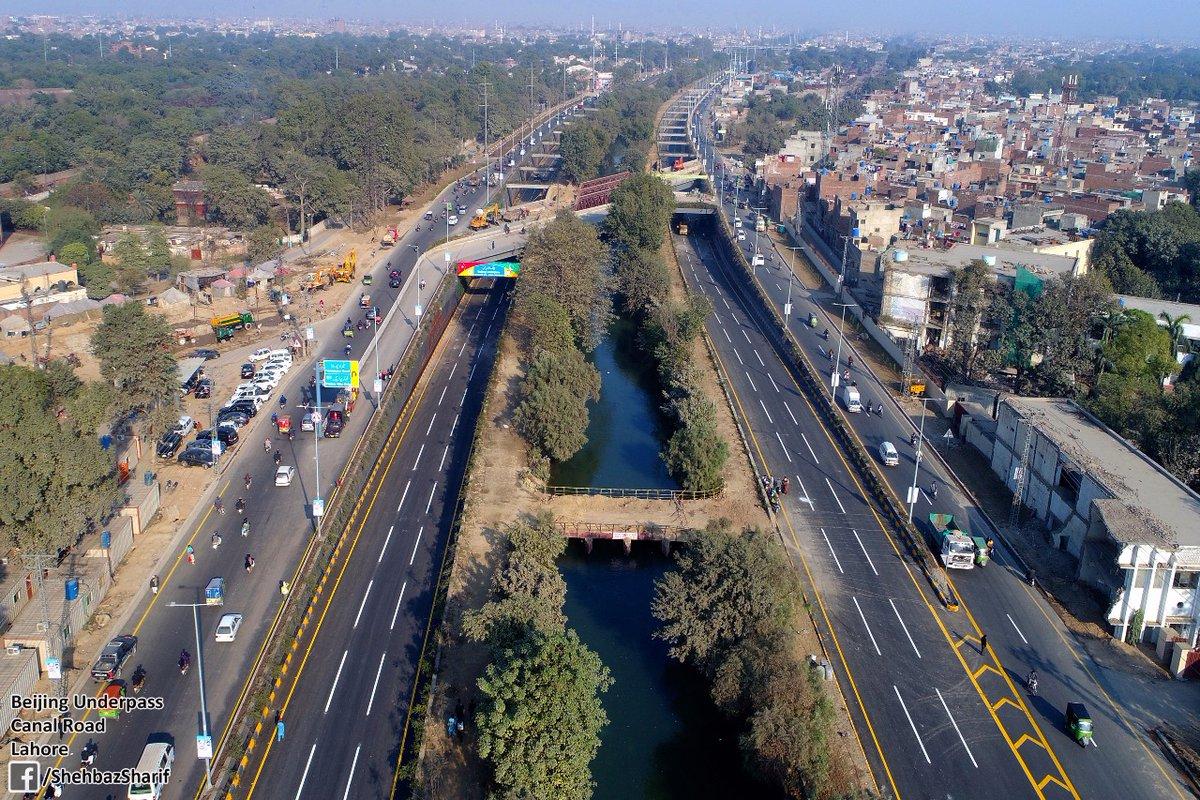 image of beijing underpass in punjab photo govt of punjab twitter govtofpunjab
