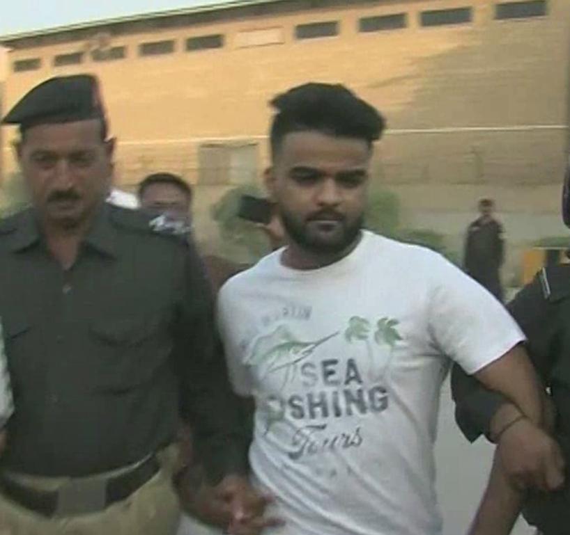 suspect confesses khawar burney opened fire on zafir zubairi s car