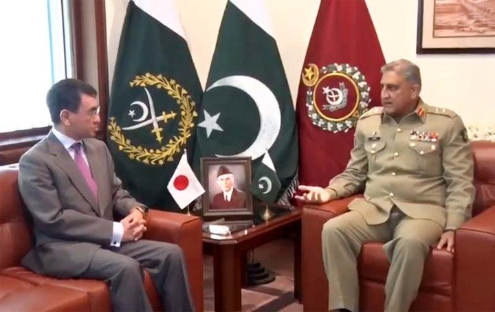 japan ready to boost counter terrorism ties with pakistan fm tells coas