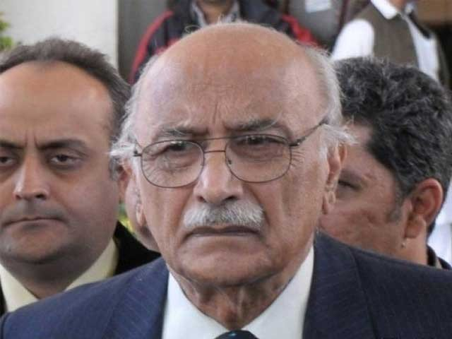 air marshal r asghar khan photo file photo