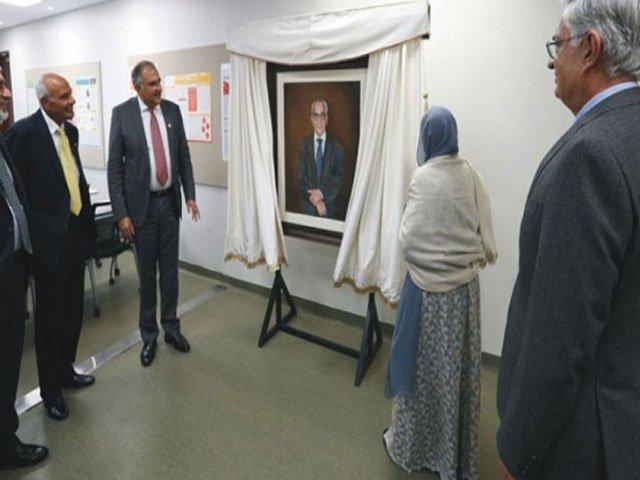 kassim parekh classroom inaugurated