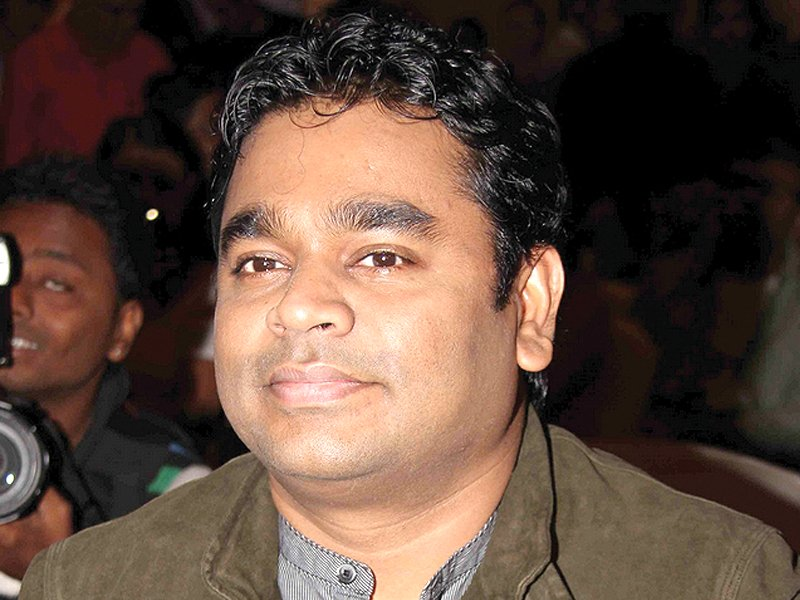 i m very proud of my 25 years in the industry a r rahman