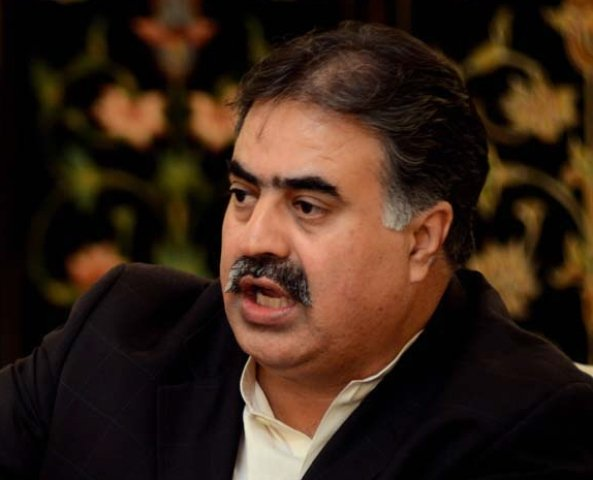 PM Abbasi had earlier advised Zehri to resign ahead of the 'no confidence motion' against him scheduled today. PHOTO: FILE