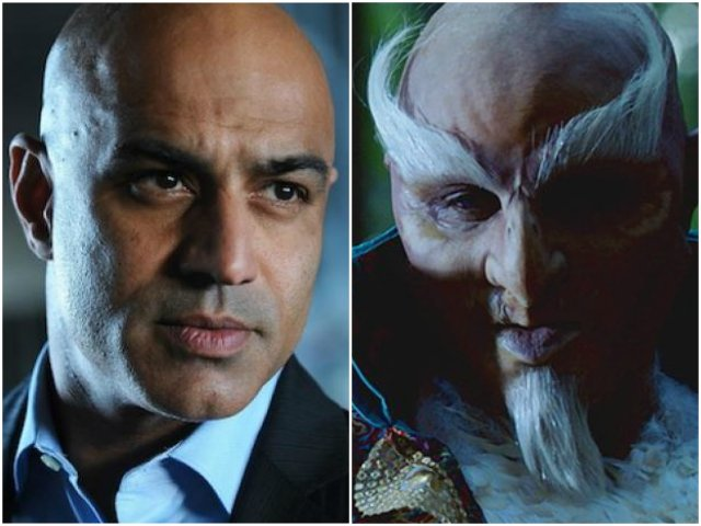 make up for my character alone took nine hour sessions faran tahir