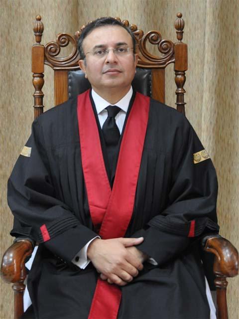 CJ Lahore High Court. PHOTO: EXPRESS