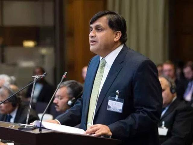 fo spokesperson confirms islamabad and washington continue to communicate with each other photo file