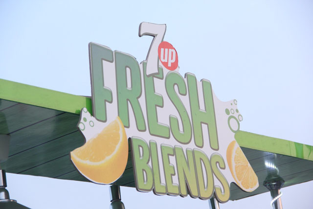 7up fresh blends stood out at karachi eat 2018