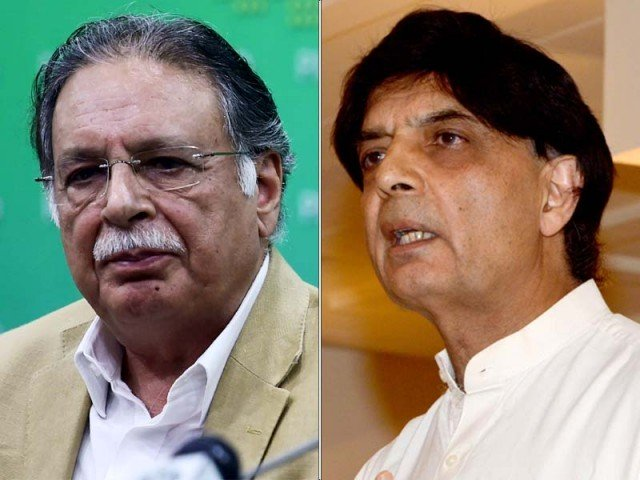 nisar should be expelled from pml n for mishandling dawn leaks issue rashid