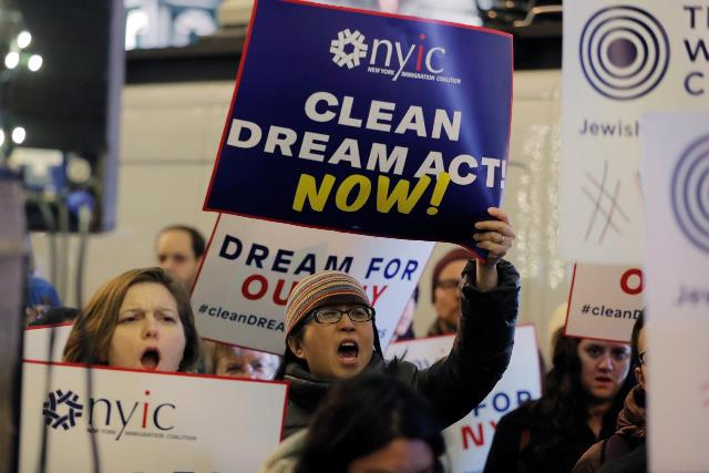 deporting dreamers not top priority us homeland security chief